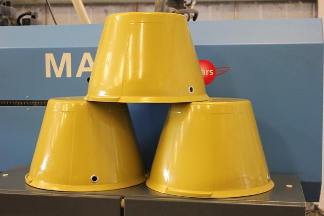 Yellow Bucket – Medium Duty